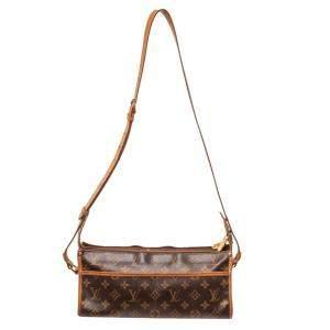Louis Vuitton Monogram Canvas Popincourt Long Bag