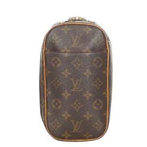 Louis Vuitton Monogram Canvas Gange Pochette Bag