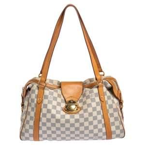 Louis Vuitton Damier Azur Canvas Stresa PM Bag