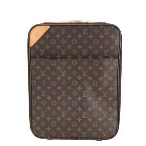 Louis Vuitton Monogram Canvas Pegase 50 Suitcase