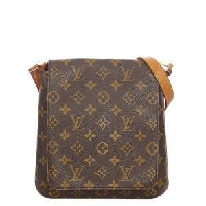 Louis Vuitton Monogram Canvas Musette Salsa Short Strap bag