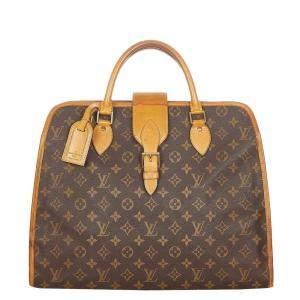 Louis Vuitton Monogram Canvas Rivoli Bag