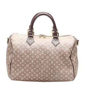 Louis Vuitton Monogram Idylle Canvas Speedy 30 Bag