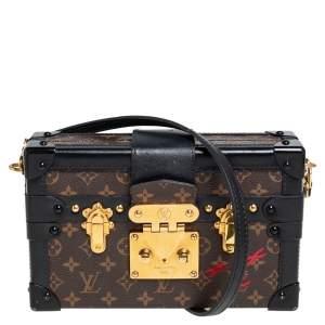 حقيبة لوي فيتون مال كانفاس مونوغرامي صغيرة