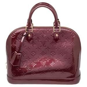 حقيبة لوي فيتون ألما PM فيرنيه بوم دامور مونوغرامي