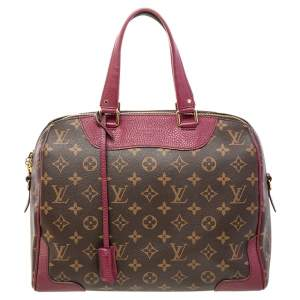 Louis Vuitton Monogram Canvas Retiro NM Bag