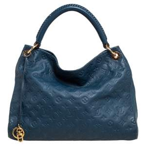 Louis Vuitton Orage Monogram Empreinte Leather Artsy MM Bag