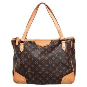 Louis Vuitton Monogram Canvas Estrela MM Bag