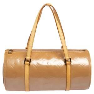 Louis Vuitton Noisette Monogram Vernis Bedford Bag