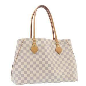 Louis Vuitton Damier Azur Canvas Calvi Tote Bag