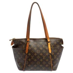 Louis Vuitton Monogram Canvas Totally PM Bag