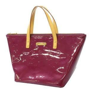 Louis Vuitton Monogram Vernis Bellevue PM Bag