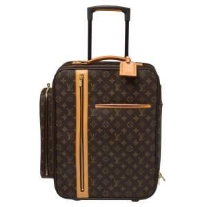 Louis Vuitton Monogram Canvas Bosphore 50 Luggage