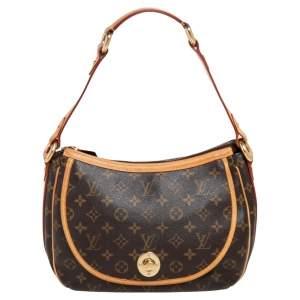 Louis Vuitton Monogram Canvas Tulum PM Bag