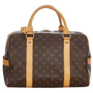 Louis Vuitton Monogram Canvas Carryall Bag