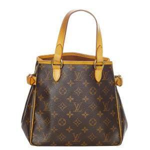 Louis Vuitton Monogram Canvas Batignolles Vertical Bag
