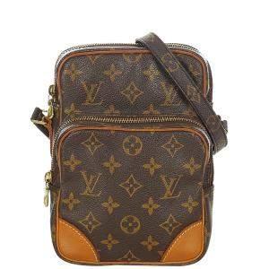 Louis Vuitton Monogram Canvas Amazone Bag