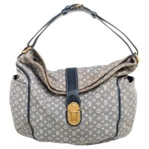 Louis Vuitton Grey Monogram Idylle Romance Bag