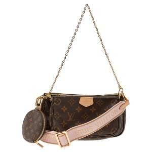 Louis Vuitton Monogram Canvas Multi-Pochette Accessories Bag