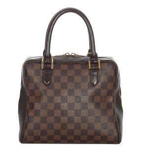 Louis Vuitton Damier Ebene Canvas Brera Bag