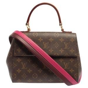 Louis Vuitton Monogram Canvas Cluny BB Bag