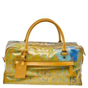 Louis Vuitton Multicolor Monogram Limited Edition Pulp Weekender PM Bag