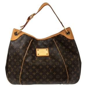 Louis Vuitton Monogram Canvas Galliera GM Bag