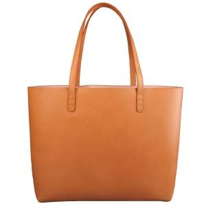 Mansur Gavriel Cammello/Rosa Leather Large Tote