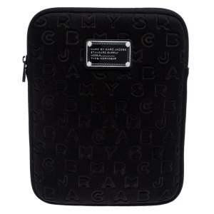 Marc by Marc Jacobs Black Neoprene iPad Case