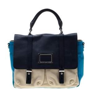 حقيبة كروس مارك باي مارك جاكوبس ويردي سيفتي جلد ثلاثية اللون