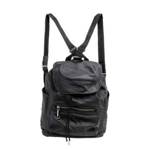 Marc by Marc Jacobs Black Nylon Preppy Backpack