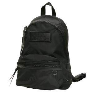 Marc Jacobs Black Leather Medium Backpack
