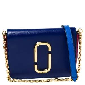 Marc Jacobs Multicolor Leather Hip Shot Convertible Belt Bag