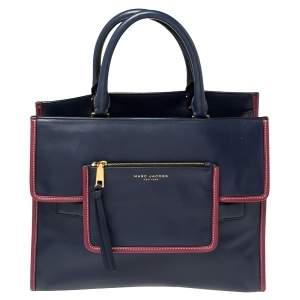 حقيبة يد مارك جاكوبس ماديسون جلد أزرق