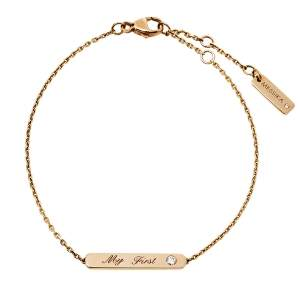 Messika My First Diamond 18K Rose Gold Bracelet
