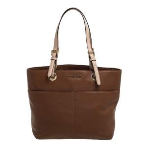 MICHAEL Michael Kors Brown Leather Bedford Tote