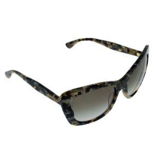 Miu Miu Grey SMU03O Cat Eye Sunglasses