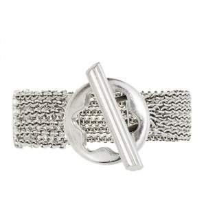 Montblanc Caress of a Star Sterling Silver Bracelet
