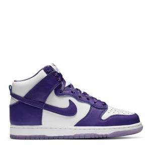 Nike Dunk High Varsity Purple Sneakers US Size 10.5 EU Size 42.5