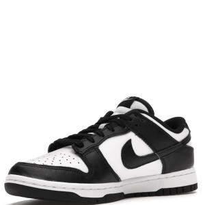 Nike Dunk Low Black/White Sneakers Size US 6.5W (EU 37.5)