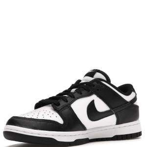 Nike Dunk Low Black/White Sneakers Size US 8W (EU 39)