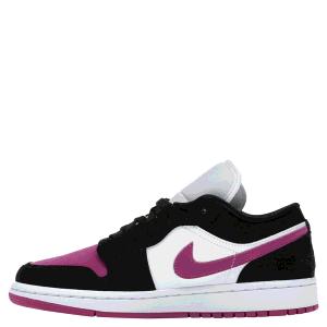 Nike Jordan 1 Low Cactus Flower Sneakers Size EU 39 (US 8W)