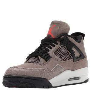 Nike Jordan 4 Taupe Haze Sneakers Size US 4 (EU 36)