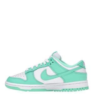Nike WMNS Dunk Low Green Glow Sneakers Size US 8W (EU 39)