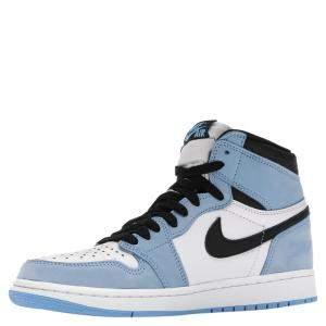 Nike Jordan 1 University Blue Sneakers Size US 6.5Y (EU 39)