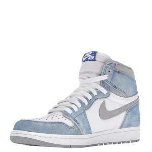 Nike Jordan 1 Hyper Royal Sneakers Size US 4.5 (EU 36.5)