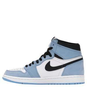 Nike Jordan 1 University Blue Sneakers Size US 4.5Y (EU 36)