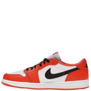 Nike WMNS Jordan 1 Low Starfish Sneakers Size US 8W (EU 39)