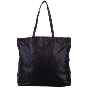 Prada Black Leather Bag