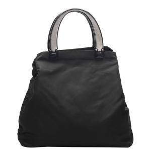 Prada Black Nylon Vintage Tessuto Bag